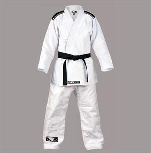 Bad Boy Standard Jiu Jitsu Gi - White